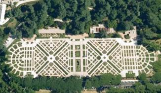 Roserar Ramón Ortíz, Parque del Oeste, Madrid